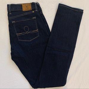 Lucky Brand Sofia Skinny Jeans, Size 8/29 Regular